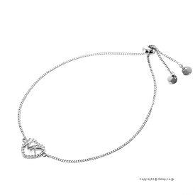 マイケルコース MICHAEL KORS ブレスレット Logo Heart Slider Bracelet MKC1242AN040