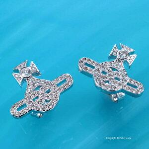 ヴィヴィアンウエストウッド Vivienne Westwood ピアス Infinity Orb Earring BE624568/1 【あす楽】