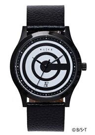 DRAGON BALL × ALIVE ATHLETICS ドラゴンボール×アライブ アスレティックス 腕時計 The Classics カプセルコーポレーション ホワイト 【アライブアスレティックス】