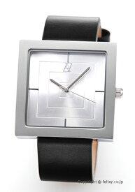 アライブ アスレティックス ALIVE ATHLETICS 腕時計 THE VAULT Silver/Black 【アライブアスレティックス】
