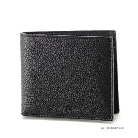 エンポリオアルマーニ EMPORIO ARMANI 小銭入れ付き2つ折り財布 Y4R167 YDS4E 81072