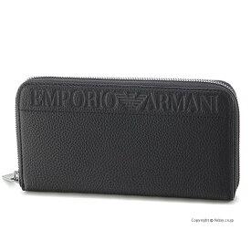 エンポリオアルマーニ EMPORIO ARMANI ラウンドファスナー小銭入れ付き長財布 YEME49 YG89J 81072
