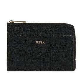フルラ カードケース/コインケース FURLA 1045941 PCL8 O60 NERO BABYLON バビロン ネロ