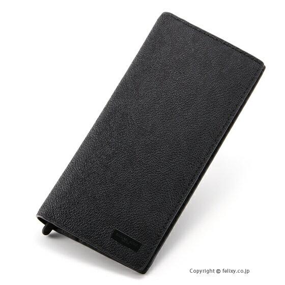 マイケルコース MICHAEL KORS メンズ財布 小銭入れ付き長財布 39F5LMNE8B/001 BLACK