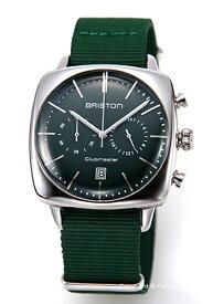 ブリストン BRISTON 腕時計 Clubmaster Vintage SS Chronograph 17140.PS.V.16.NBG 【あす楽】