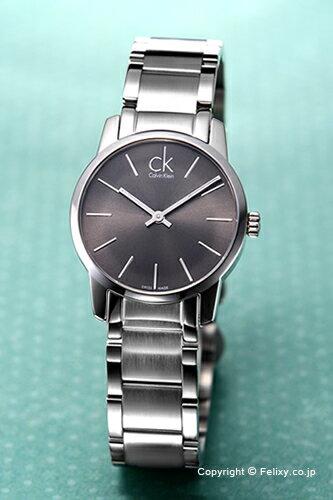 カルバンクライン Calvin Klein 腕時計 Ck City K2G23161