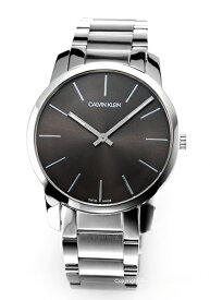 カルバンクライン 時計 Calvin Klein 腕時計 Ck City K2G21161 NEW
