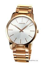カルバンクライン 時計 Calvin Klein メンズ 腕時計 Ck City K2G21646 NEW