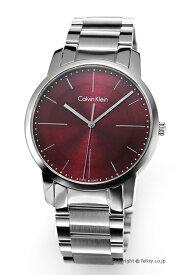 カルバンクライン 時計 Calvin Klein メンズ 腕時計 Ck City K2G2G14P