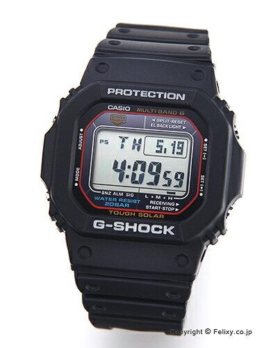 カシオ 腕時計 G-SHOCK (ジーショック) GW-M5610-1 電波ソーラー (海外モデル)【あす楽】