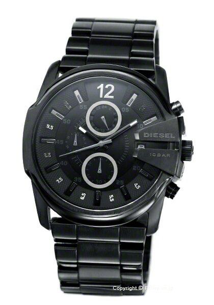 ディーゼル / DIESEL 腕時計 メンズ PACKMAN Chronograph (パックマン クロノグラフ) ブラックアウト DZ4180