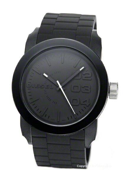 ディーゼル / DIESEL 腕時計 メンズ DZ1437 フランチャイズ オールブラック 【あす楽】