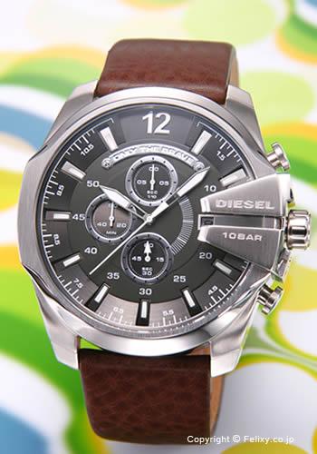 DIESEL ディーゼル メンズ腕時計 ガンメタル DZ4290 【あす楽】