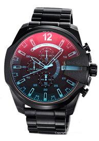 ディーゼル 時計 メンズ DIESEL 腕時計 Mega Chief Chronograph DZ4318 【あす楽】