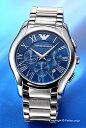 エンポリオアルマーニ EMPORIO ARMANI 腕時計 Valente Chronograph Collection AR11082 【あす楽】