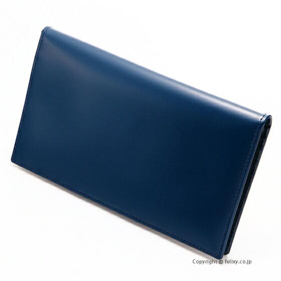 エッティンガー ETTINGER メンズ財布 長札入れ BH806AJR PETROL BLUE