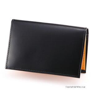 エッティンガー ETTINGER カードケース 名刺入れ BH143JR BLACK
