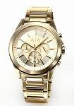 【ArmaniExchange】アルマーニエクスチェンジ腕時計Drexler(ドレクスラー)オールゴールドAX2602