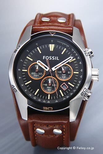 フォッシル 時計 FOSSIL 腕時計 メンズ FOSSIL コーチマン CH2891 【あす楽】