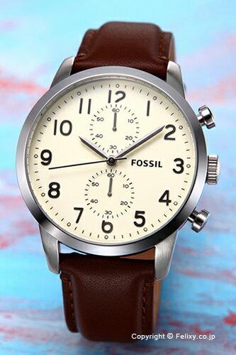 フォッシル FOSSIL 腕時計 TOWNSMAN FS4872
