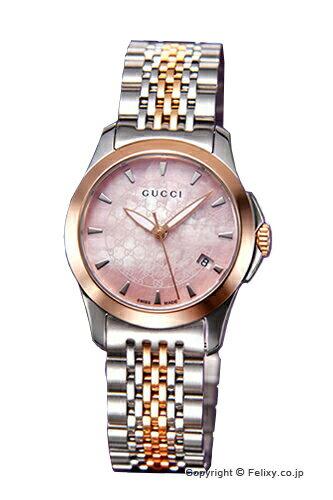 グッチ 時計 レディース GUCCI 腕時計 G-Timeless YA126536