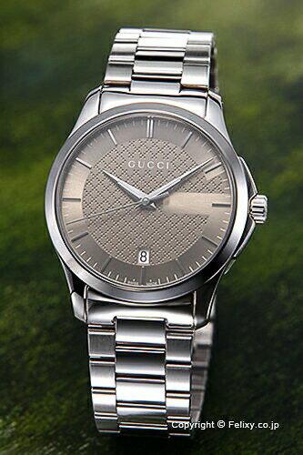 グッチ GUCCI 腕時計 メンズ G-タイムレス YA126445 【あす楽】