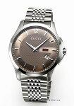 【GUCCI】グッチ腕時計G-TimelessCollectionSlim(G-タイムレスコレクションスリム)ブラウンYA126310