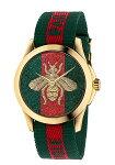【GUCCI】グッチ腕時計G-TimelessLeMercheDesMerveilles(G-タイムレスルマルシェデメルヴェイユ)YA126487A