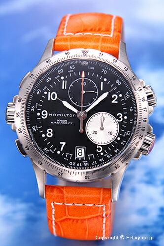 ハミルトン 腕時計 HAMILTON H77612933 Khaki E.T.O