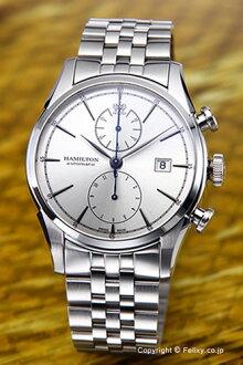 漢密爾頓HAMILTON手錶人Spirit Of Liberty銀子H32416981