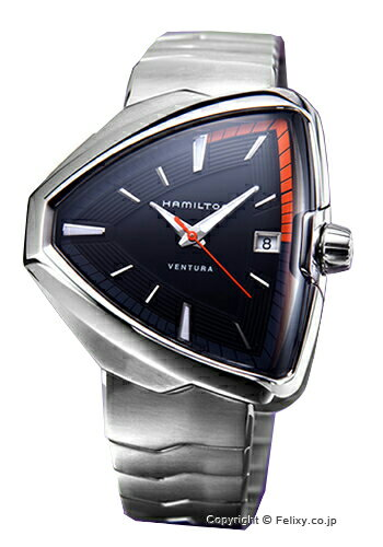 ハミルトン HAMILTON 腕時計 ベンチュラ エルヴィス80 クォーツ H24551131