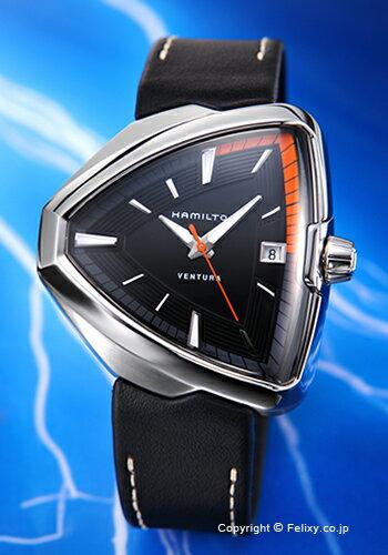 ハミルトン 時計 HAMILTON 腕時計 Ventura Elvis80 Quartz H24551731 【あす楽】