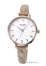 ケイトスペード 時計 レディース KATE SPADE 腕時計 Metro Stud Quilted KSW1470