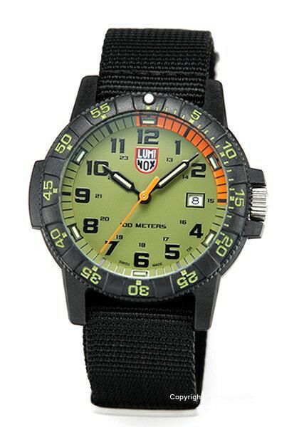 ルミノックス 時計 LUMINOX 腕時計 LEATHERBACK SEA TURTLE GIANT 0320SERIES 0337 【あす楽】