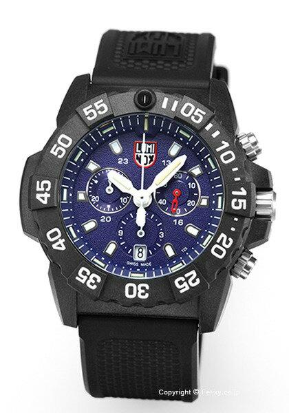 ルミノックス 時計 LUMINOX 腕時計 NAVY SEAL CHRONOGRAPH 3580 SERIES 3583 【あす楽】