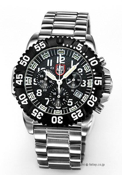 ルミノックス 時計 LUMINOX 腕時計 NAVY SEALs STEEL COLORMARK CHRONOGRAPH 3180 SERIES 3182.L