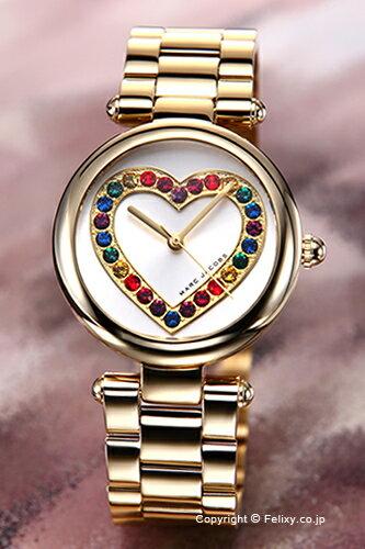 マークジェイコブス 腕時計 MARC BY MARC JACOBS Dotty Rainbow MJ3544