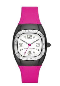 マークジェイコブス 時計 MARC JACOBS レディス 腕時計 Unibody 36 Black Pink Strap MJ1648