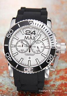 最大手錶人MAX XL WATCHES 2013年專刊變色龍銀子5-MAX565