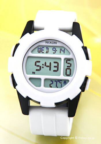 ニクソン NIXON デジタルウォッチ スターウォーズコレクション ユニット ストームトルーパー A197SW2243 【あす楽】