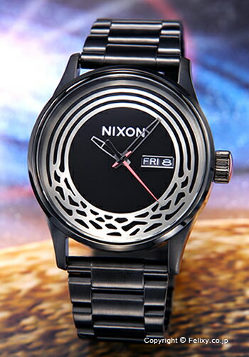 ニクソン 腕時計 NIXON Sentry SS Star Wars Collection Kylo Black A356SW2444 【あす楽】
