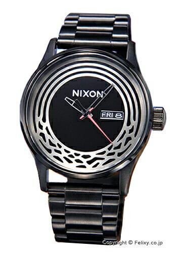 ニクソン 腕時計 NIXON Sentry SS Star Wars Collection Kylo Black A356SW2444 【あす楽】