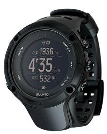 SUUNTO スント メンズ腕時計 Ambit3 Peak Black (アンビット3 ピーク ブラック) SS020677000 【スント 時計】