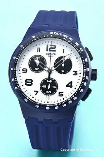 スウォッチ SWATCH 腕時計 ORIGINALS CHRONO TRAVEL CHOC(オリジナルズ クロノ トラベルショック) SUSN408 【あす楽】
