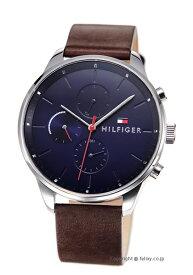 トミーヒルフィガー 時計 TOMMY HILFIGER 腕時計 メンズ CHASE 1791487