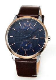 トミーヒルフィガー 時計 TOMMY HILFIGER メンズ 腕時計 Hunter 1791605
