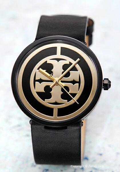 トリーバーチ TORY BURCH 腕時計 Reva Leather 36mm TRB4024 【訳あり品】
