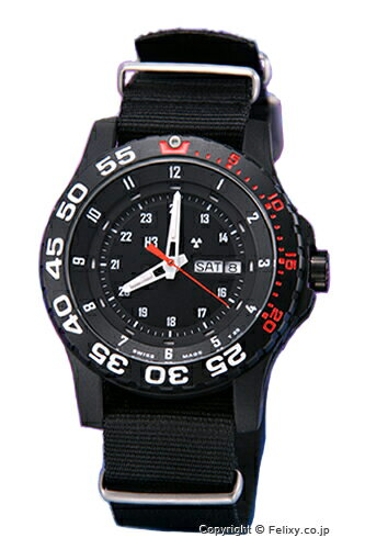TRASER トレーサー 腕時計 Type6 Mil-G Japan Limited (タイプ6 ミル-G 日本限定) レッド P6600.41F.1Y.01.Red 【トレーサー 時計】