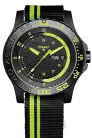 eab846e285 TRASER トレーサー メンズ腕時計 Type6 Mil-G Sports Green Spirit (タイプ6 ミル-