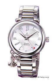 Vivienne Westwood / ヴィヴィアン ウエストウッド 腕時計 Orb (オーブ) シルバー レディス VV006SL 【ヴィヴィアン ウエストウッド 時計】